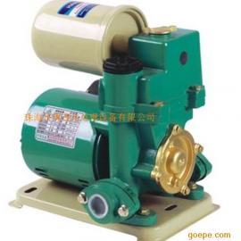 韩进泵冷热水自吸式清水泵耐温100℃
