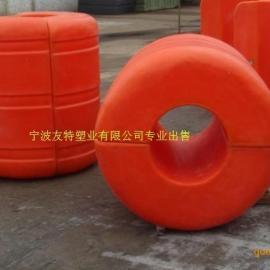 滚塑浮球,海上孔径25公分浮球,PE浮球,浮体,浮漂