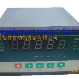 XSB-1称重专用显示仪带峰值保持面板清零和电脑PLC通讯
