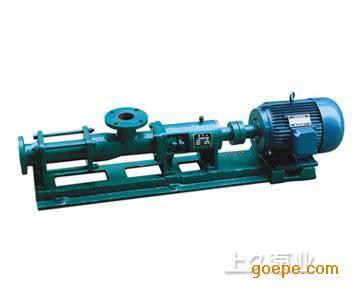 G型耐腐蚀螺杆泵