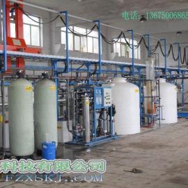 电镀纯水/涂装纯水设备/福州雄晟水处理