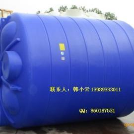 河南PE材质40吨圆柱水箱,洛阳PT-40000L滚塑水塔