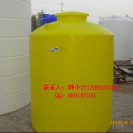 提供水箱批发,3吨黑龙江PE储水罐
