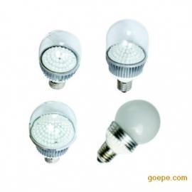 正白LED灯泡|暖白LED灯泡