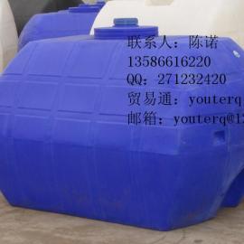 供应卧式2吨PE储罐