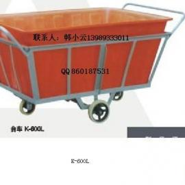 湖州600L方桶,PE周转箱 友特PE方形塑料方形储物桶