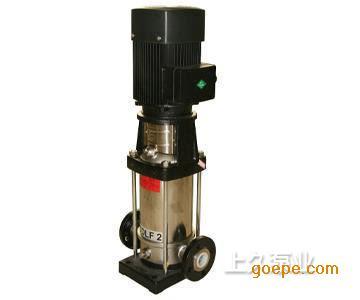 CDL�p型不�P�立式多��x心泵