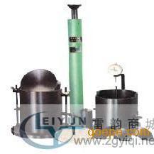 CBR附件及浸水膨胀附件,浸水膨胀附件