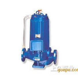 SPG型屏蔽泵|低噪音管道泵|无泄漏管道泵