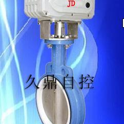 D971F-电动耐腐蚀蝶阀