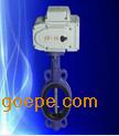 D971X-电动煤气对夹蝶阀