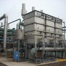 特种纤维废气吸附回收碳氢清洗剂装置