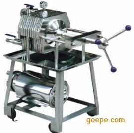 不锈钢板框压滤机;不锈钢卫生级过滤机