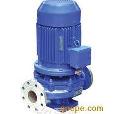 IHG型不�P�立式管道化工泵
