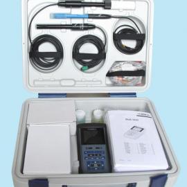 便携式水质分析仪(可测pH/ORP/溶氧/电导率)