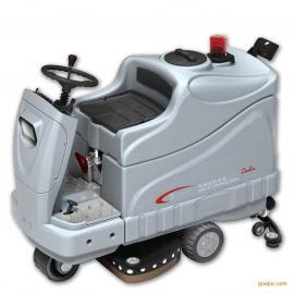 雅洁一格驾驶式洗地机