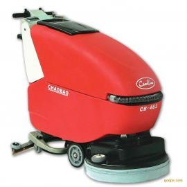 雅洁一格电瓶式自动洗地吸干机