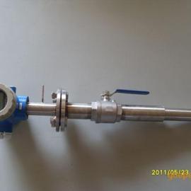 水泥管道插入式电磁流量计