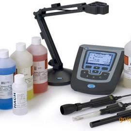 美国哈希,HQ440d台式纯水pH分析仪