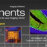 尼康NIS-Elements图像处理软件