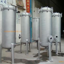 污水处理设备-不锈钢袋式过滤器