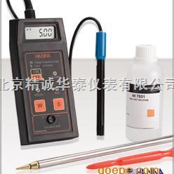 土壤电导率仪/土壤专用电导率仪/便携式电导率仪/哈纳土壤电导率�