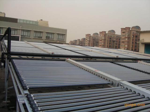 上海工业太阳能集热工程