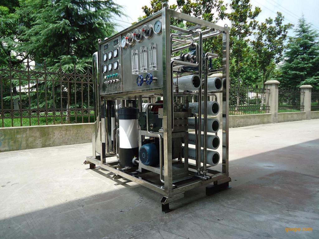 海水淡化设备的方法