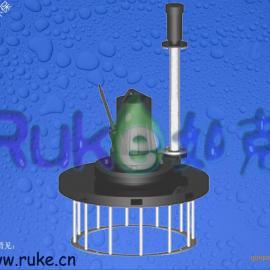 南如克生产:离心式潜水曝气机、用于污水池、清水池养殖塘增氧