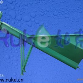 螺旋式砂水分离器--如克环保公司生产