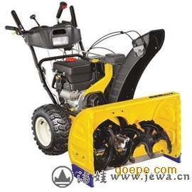 STM 530 手推式扬雪机|道路清雪机|小型除雪设备