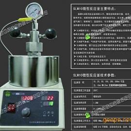 不锈钢反应釜,10ml微型高压釜,高压不锈钢10ml反应釜
