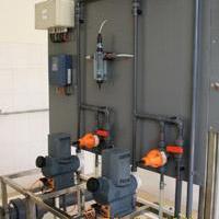 电镀废水自动加药设备