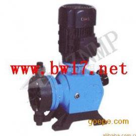 隔膜计量泵 液压隔膜计量泵
