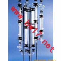 玻璃液膜蒸�l器 �饪s溶液的�Q管式蒸�l�O��