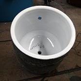 白色搪瓷反应罐