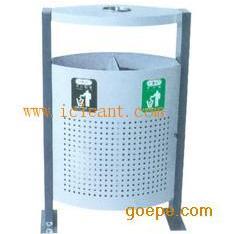 GPX-95B 广州南方烤漆分类环保垃圾桶
