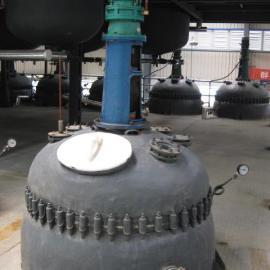 5000L搪瓷反应罐 无锡搪瓷反应釜