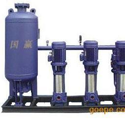 无负压供水设备防止水质污染