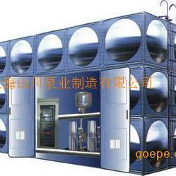 无负压水箱 箱式无负压供水设备 箱式变频给水设备