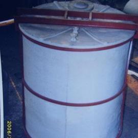 钢衬塑聚乙烯搅拌罐/运输储罐