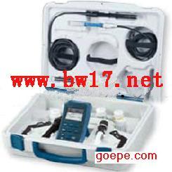 手持式PH溶解氧电导率测试仪