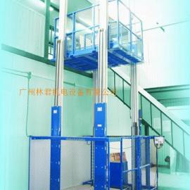 柱式液压升降货梯,固定式升降平台