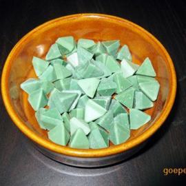 绿色树脂三角研磨石
