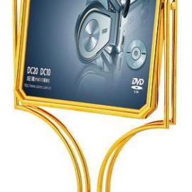 厂家直销不锈钢钛金兰花广告指示牌