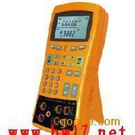 手持式温度信号校验仪 实验室信号温度