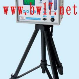 大气采样器 屏幕液显大气采样器 打印式