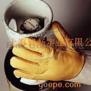 进口高性能防冻皮质手套