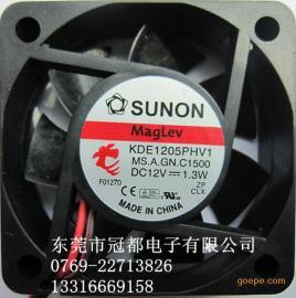 SUNON建准风扇KDE1205PH