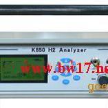 高精度单量程氢气纯度仪 氢气纯度仪